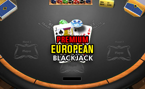 PREMIUM EUROPEAN BLACKJACK