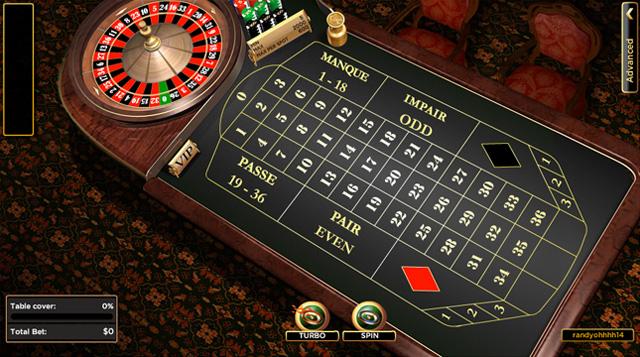 Play Premium American Roulette at Casino.com UK