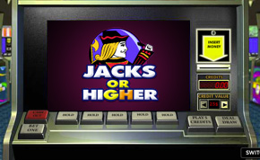 JACKS OR HIGHER