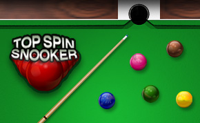 TOP SPIN SNOOKER GGP