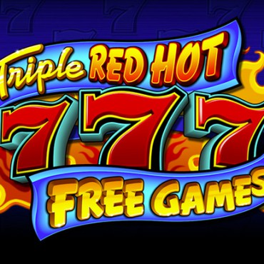 Triple Red Hot 7