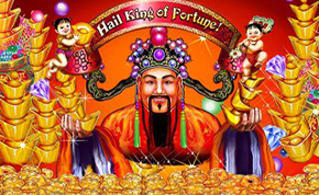 Jin Jin Bao Xi: Hail King of Fortune
